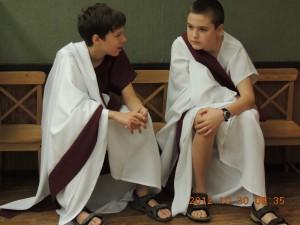 Két római
